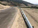 KALEBURNU-SİPAHİ ROAD CONSTRUCTION COMING TO AN END