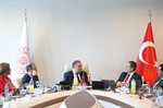 BAĞZIBAĞLI MET COUNTERPARTS IN ANKARA AND DISCUSSED WIDE RANGE OF ISSUES