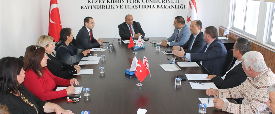 ATAKAN MEETS UNION OF INDEPENDENT DRIVING SCHOOLS